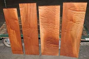 Gilmer Wood Company : quilted sapele - Adamdwight.com